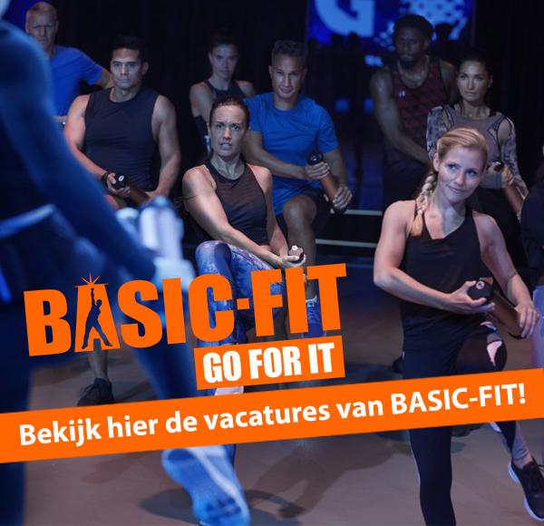 Bekijk de vacatures van Basic Fit op FitnessVacature.nl